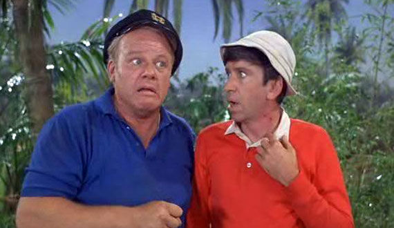 gilligan skipper Return of the Sidekick   The Time is Now