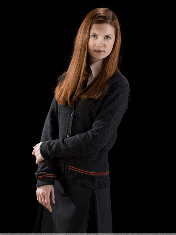 ginny weasley - Bonnie Wright [ harry potter =>Ginny Weasley]