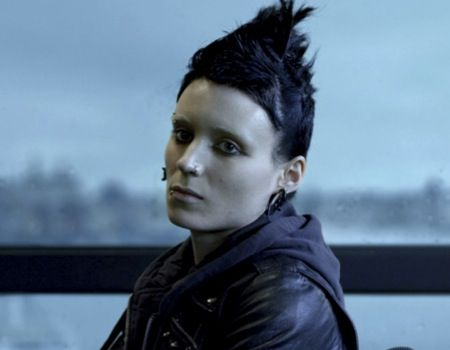 rooney mara girl dragon tattoo lisbeth salander