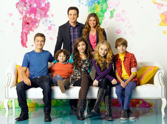girl meets world image Girl Meets World Trailer: Cory and Topanga Are Parents Now