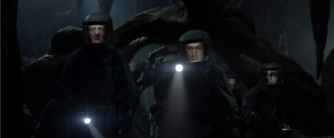 godzilla 13 New Godzilla Images & Featurette: Gareth Edwards Favorite Movie Monsters