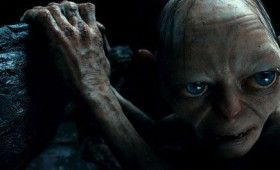 gollum hobbit 280x170 New Hobbit Images Include Radagast the Brown; 2nd Trailer Arrives This Week