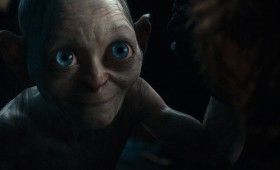 gollum hobbit trailer 280x170 The Hobbit: An Unexpected Journey Trailer Is Here!
