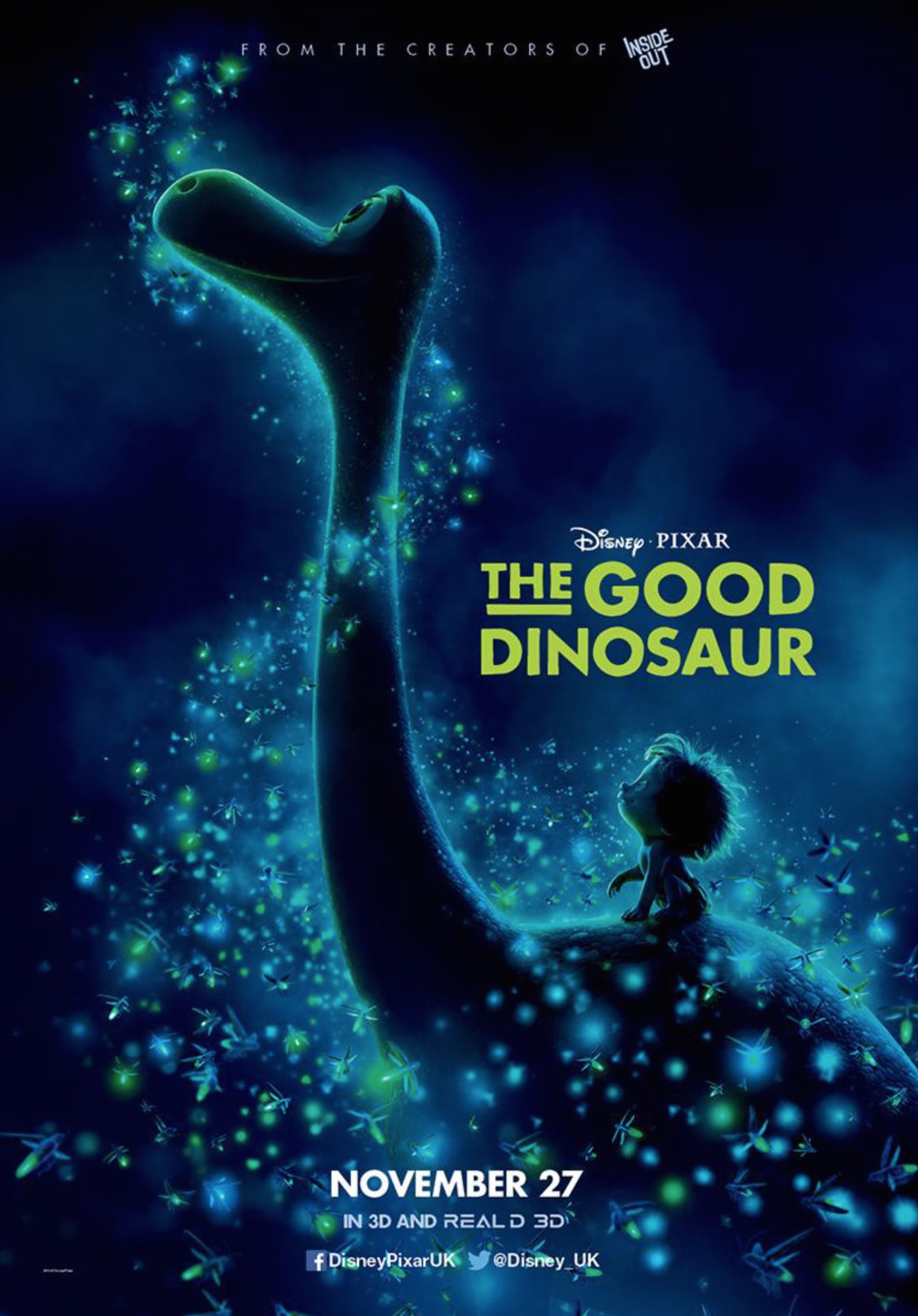 Image result for good dinosaur poster