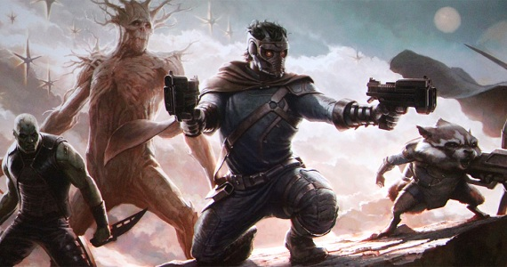 gotg Kevin Feige Talks Guardians of the Galaxy, Doctor Strange & Marvel Phase Three