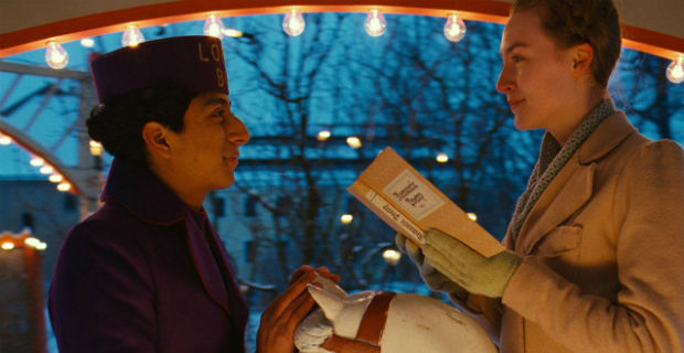 grand budapest hotel revolori ronan Weekend Box Office Wrap Up: March 23rd, 2014