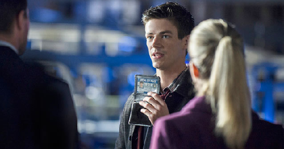 grant gustin the flash The Flash and Arrow Season 3 Get Premiere Dates