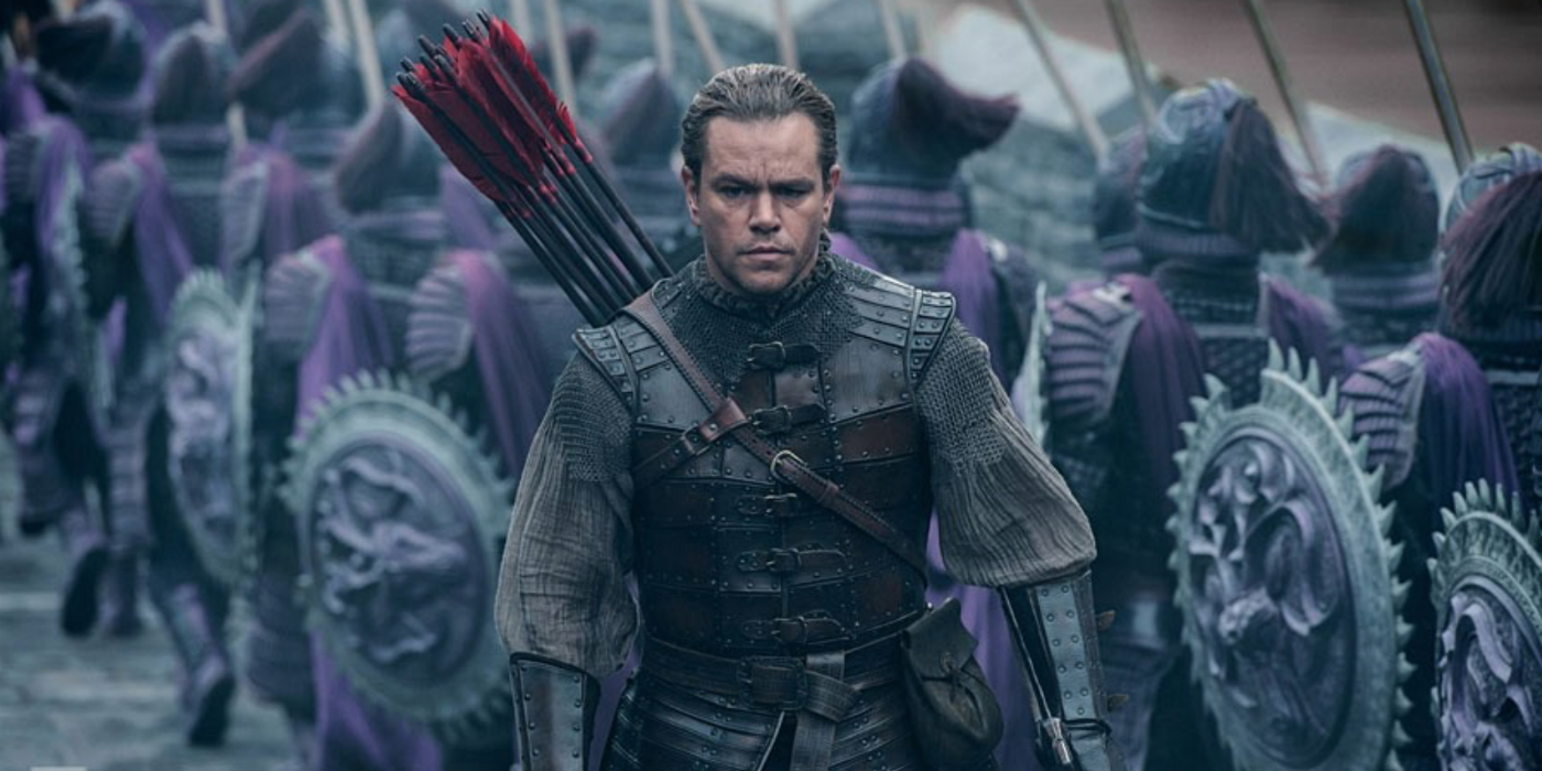 Image result for The Great Wall (2017)