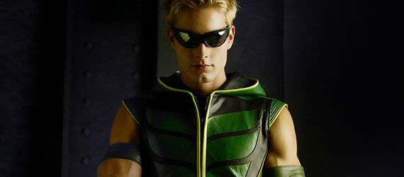 green arrow smallville justin hartley CW Orders Green Arrow Pilot; No Smallville Connection