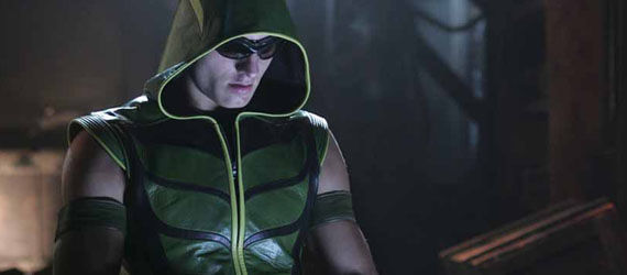 green arrow smallville CW Orders Green Arrow Pilot; No Smallville Connection