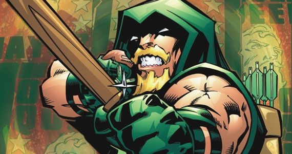 green arrow tv show cw CW Orders Green Arrow Pilot; No Smallville Connection