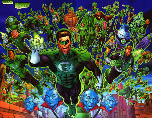 green lantern corps Green Lantern Screenwriter Talks Script, Cast & New Characters