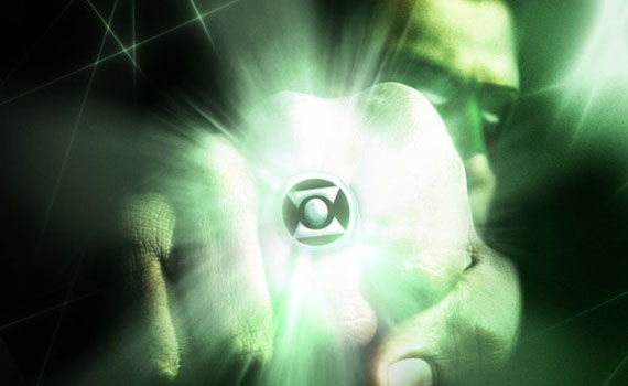 green lantern filming 3d First Look at Green Lantern Spaceship?