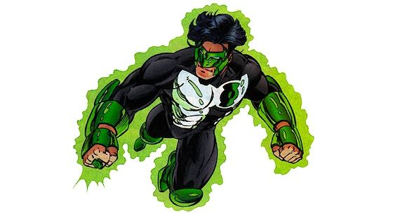green lantern kyle rayner Green Lantern: The Comic Books vs. The Movie