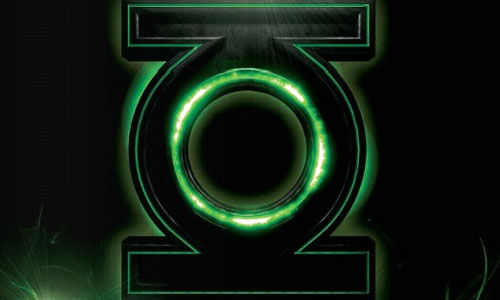 green lantern movie logo First Look at Green Lantern Power Battery