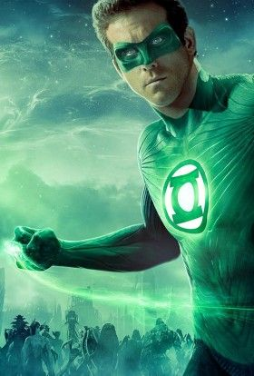 green lantern movie poster art 280x414 Full Green Lantern Trailer (Plus 40 New Images)
