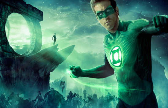 green lantern movie Screen Rants (Massive) 2011 Movie Preview