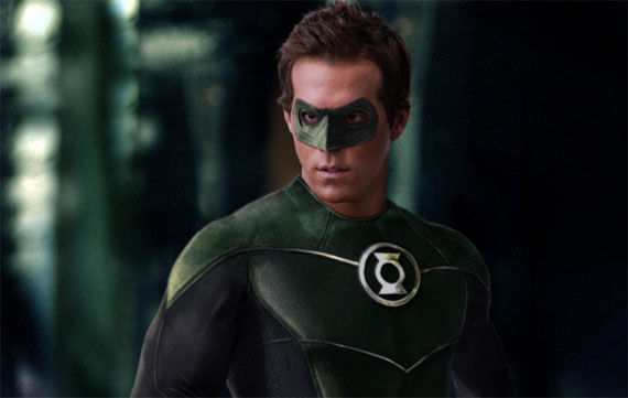 green lantern origin ryan reynolds as hal jordan costume Green Lantern Gets An Award Winning Crew