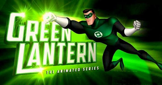 green lantern the animated series clips Comic Con Cartoon Report: Dark Knight Returns, Ultimate Spider Man & More