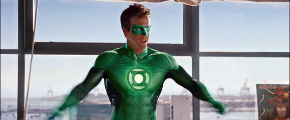 green lantern trailer140 New Green Lantern Featurette & TV Spot: More Footage & Better Effects