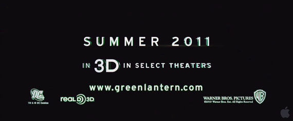 green lantern trailer148 Closing image to the Green Lantern trailer