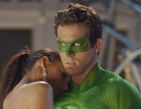 ryan reynolds green lantern movie