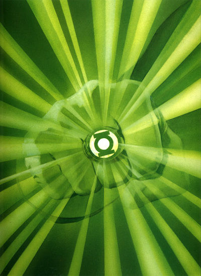 green lanternring Green Lantern Director on Special FX & New Set Location