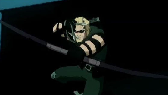 green arrow animted short Superman/Batman: Apocalypse Review