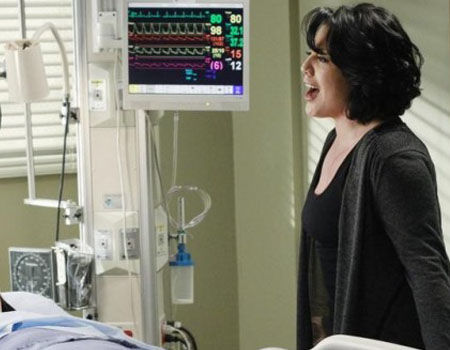12 Most WTF TV Moments 2011 - Grey's Anatomy
