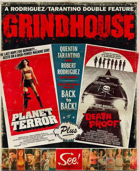 grindhouse poster Rutger Hauer To Play The Hobo With A Shotgun