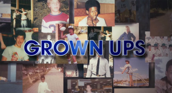 grown ups logo Grown Ups Trailer: Is It Funny?