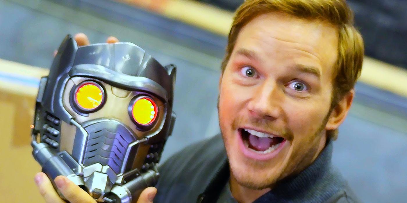 Guardians of the Galaxy 2 - Chris Pratt Omaze video