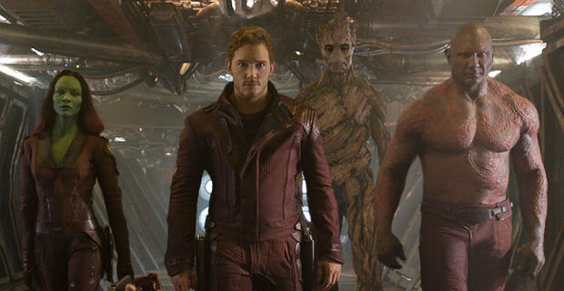 guardians galaxy movie preview Guardians of the Galaxy Featurette: Thieves and Bounty Hunters Become Heroes