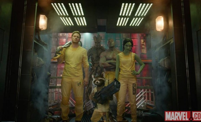 guardians galaxy movie prison 700x425 New Guardians of the Galaxy Production Images Tease Marvels Space Adventure