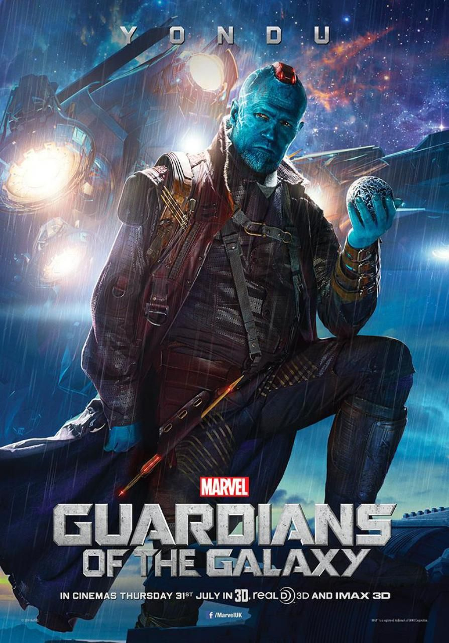 Michael Rooker Talks Yondus Role in Guardians of the Galaxy 2