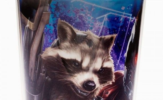 guardians of the galaxy rocket raccoon 570x350 Guardians of the Galaxy Promo Images; Michael Rooker Calls Film a Beautiful Shoot