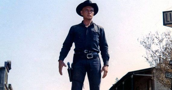 gunslinger westworld Our 20 Favorite Movie Robots