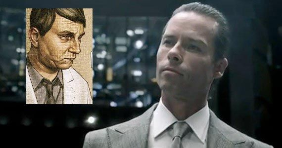guy pearce as killian Guy Pearce Calls His Iron Man 3 Role Cameo Stuff