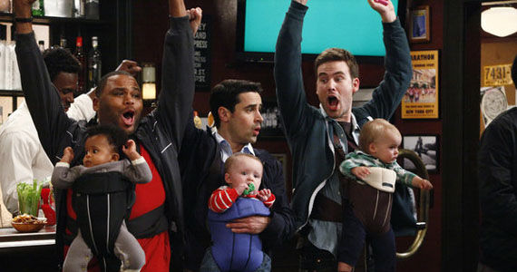 guys with kids nbc Complete Guide To 2012 Fall TV Shows   What Will You Watch?