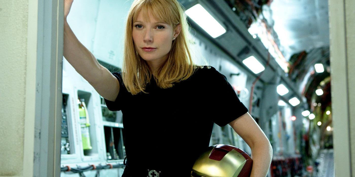Iron man pepper gwyneth paltrow