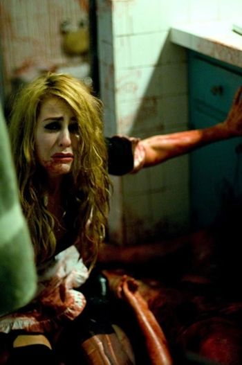 halloween ii bloody scout taylor compton Halloween II Review