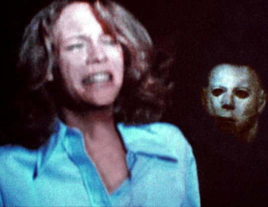 halloween jamie lee curtis and the shape1 Halloween II Review