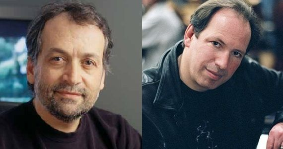 hans zimmer and joe letteri on man of steel Man of Steel Musical Score & Visual Effects Heads Promise Passion & Realism