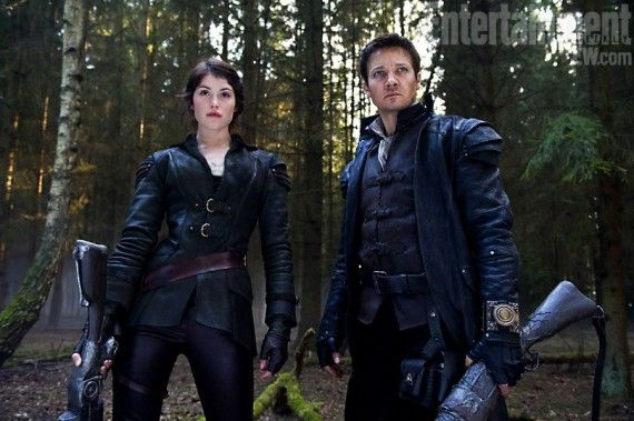hansel gretel witch hunters first look 570x379 Hansel & Gretel Witch Hunters: First Image & Gemma Arterton Interview