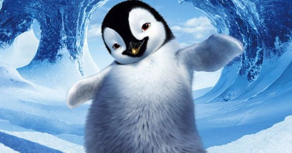 happy feet 2 movie teaser trailer