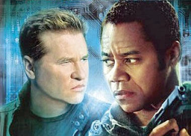 hardwired Win Val Kilmer & Cuba Gooding Jr. In Hardwired