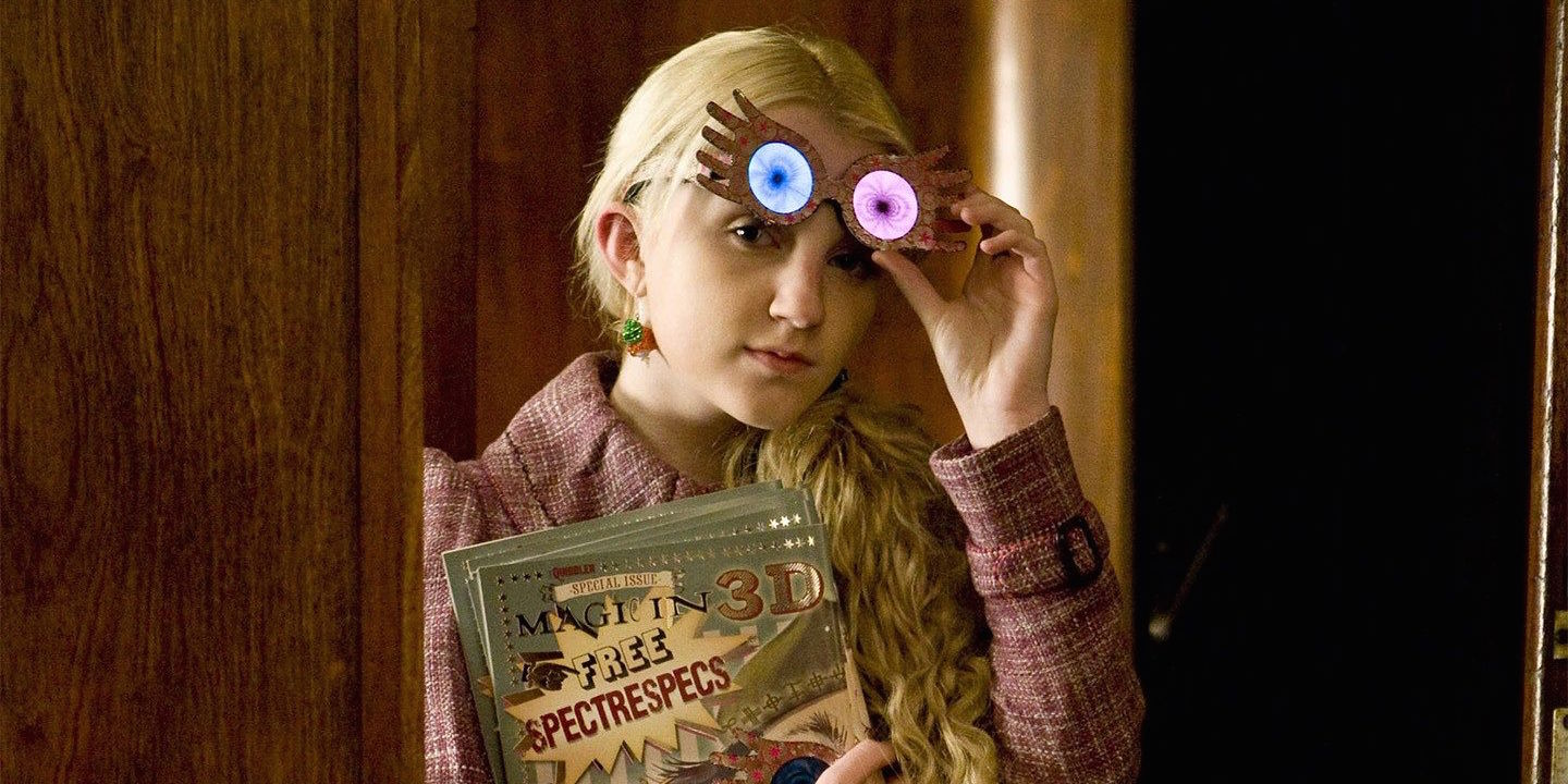 Harry Potter: 13 Things You Didn't Know About Luna Lovegood