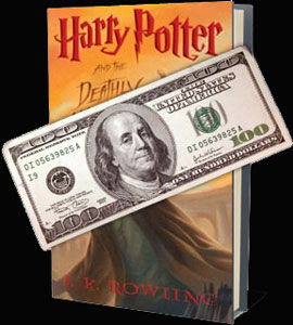 harry potter box office Harry Potter 6 Moving To Summer 2009