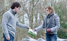 harry potter deathly hallows daniel radcliffe emma watson 280x170 9 Hi Res Photos from Deathly Hallows Part 1