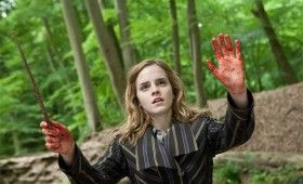 harry potter deathly hallows emma watson 280x170 9 Hi Res Photos from Deathly Hallows Part 1